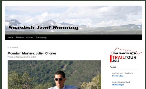 Mountain Masters Julien Chorier | www trailrunner se