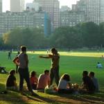 「緑地と人間と環境の健康」