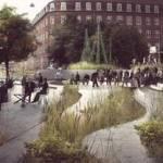 「どのように都市が水のための空間を作ることができるか」