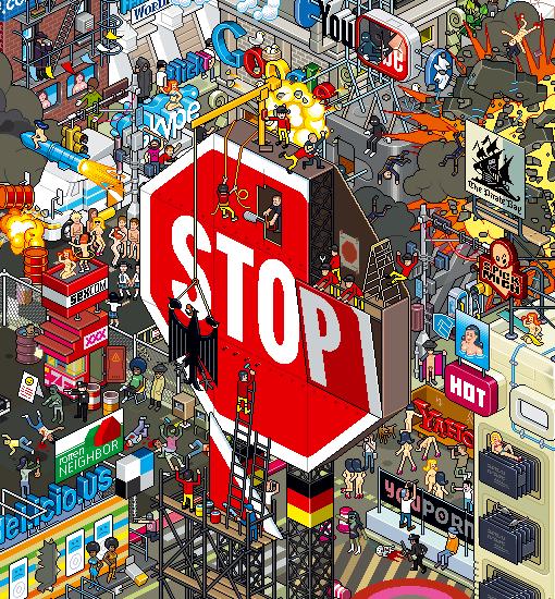 20+ examples of great pixel art