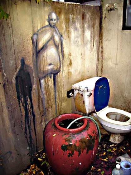 25 Examples of Graffiti & Street Art Asia