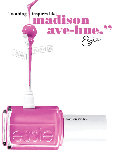 Essie Spring 2013 Madison Ave-Hue Collection