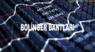 Bolinger bantları koinmedya teknik analiz