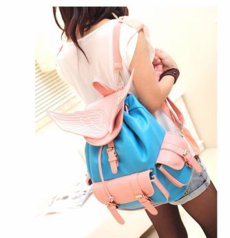 new-fashion-stereo-handsome-personalized-novelty-angel-wings-backpack-large-capacity-backpack-school-bag-mochila-freeship-2