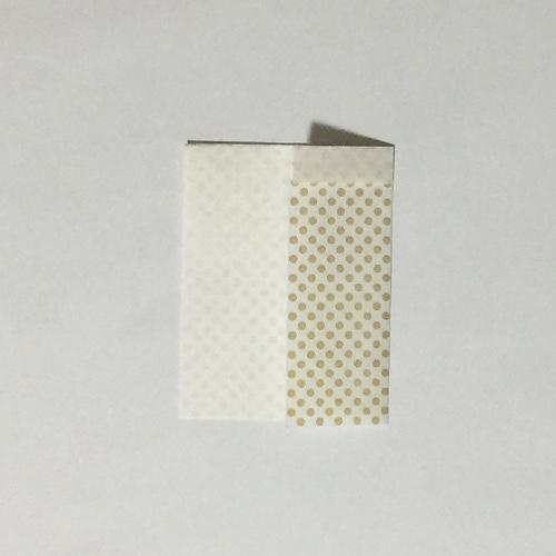 折り紙 福豆入れ2