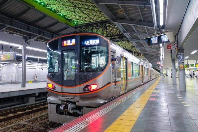 JR西日本 大阪環状線