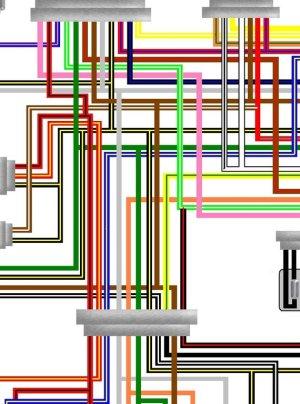 Triumph Speed Triple Colour Wiring Diagram