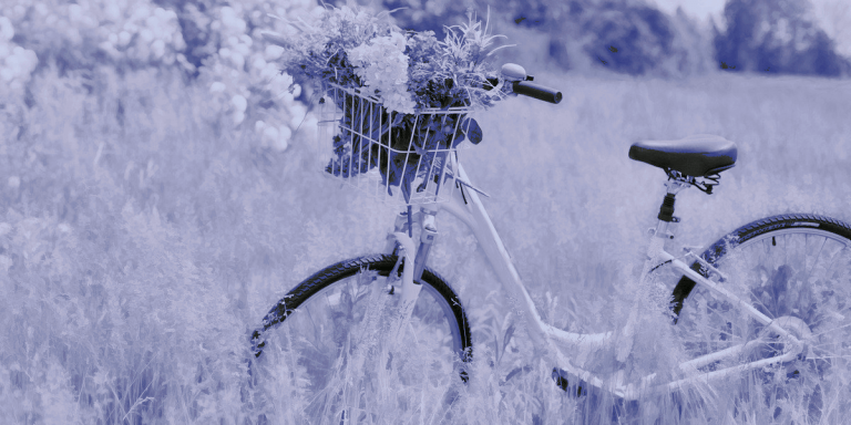 Cyclists, Ghosts, and Connection… Oh My!