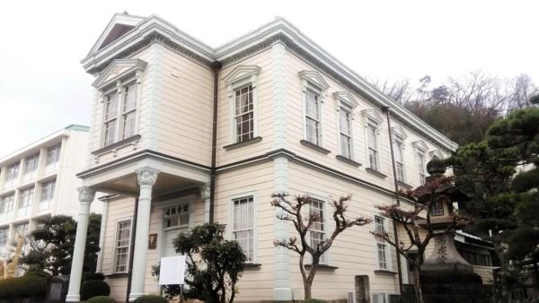 【たじまる】 明治時代近代化遺産 達徳会館