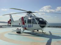 ドクターヘリ:豊岡病院但馬救命救急センター、来月17日就航 日本海側で初