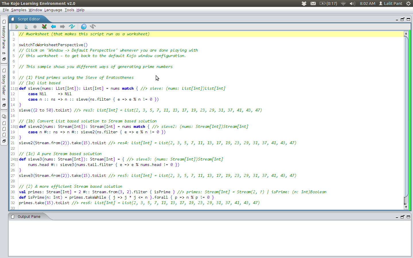 New Kojo Release With Worksheet Support