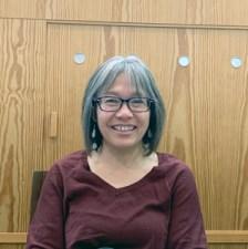 甲賀市商工会女性部部長寺井純子プロフィール用画像