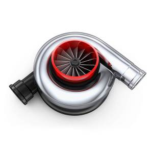 Air Intake Pump (General Electric AIP-1255-2)
