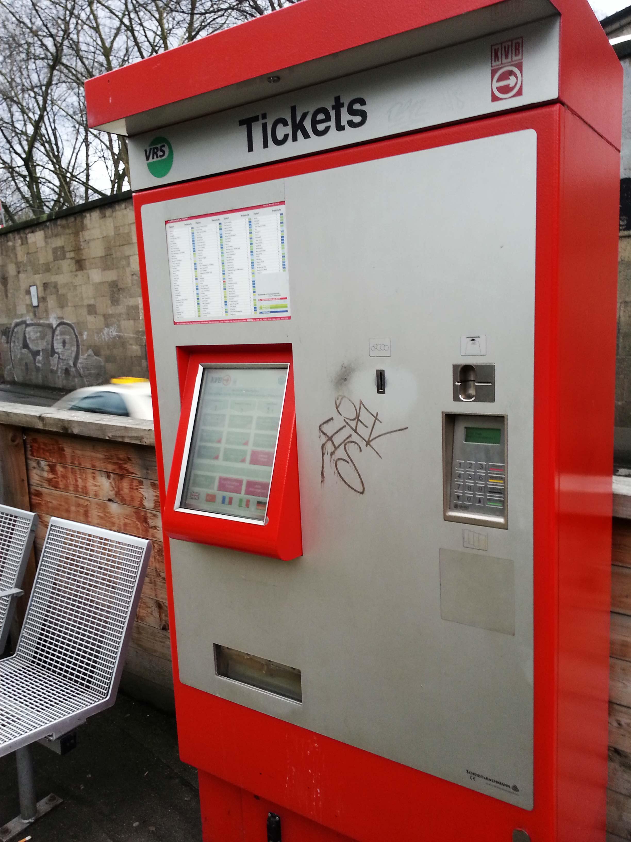 Ticket Kvb Köln