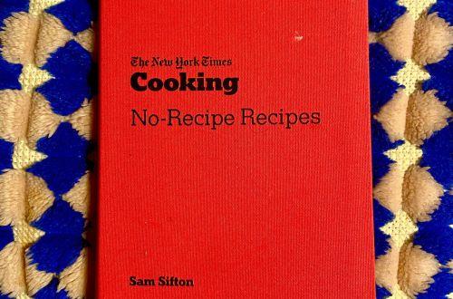 Kokeboken som blir anmeldt