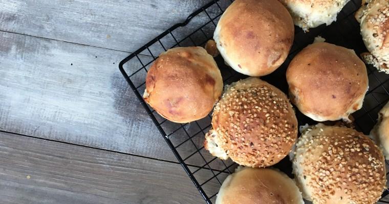 Kaprijkse kaasbroodjes