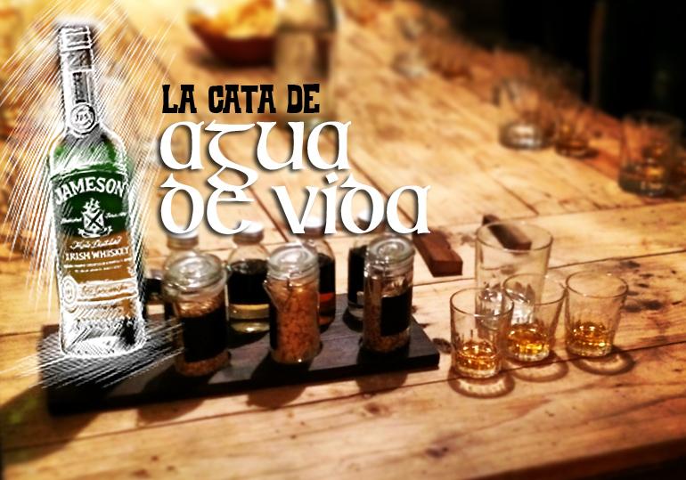 Cata de whisky