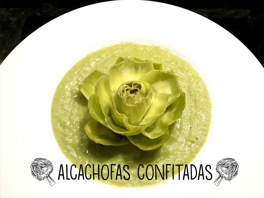 Alcachofas confitadas mi sesgo atribucional