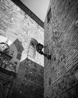 Detalle de fachada de Toledo