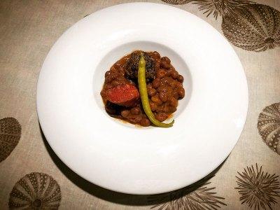 Olla Podrida de Burgos. Chef Koketo