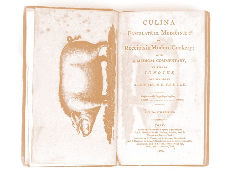 Culina Famulatrix Medicinæ: Or Receipts in Modern Cookery, with a Medical Commentary.