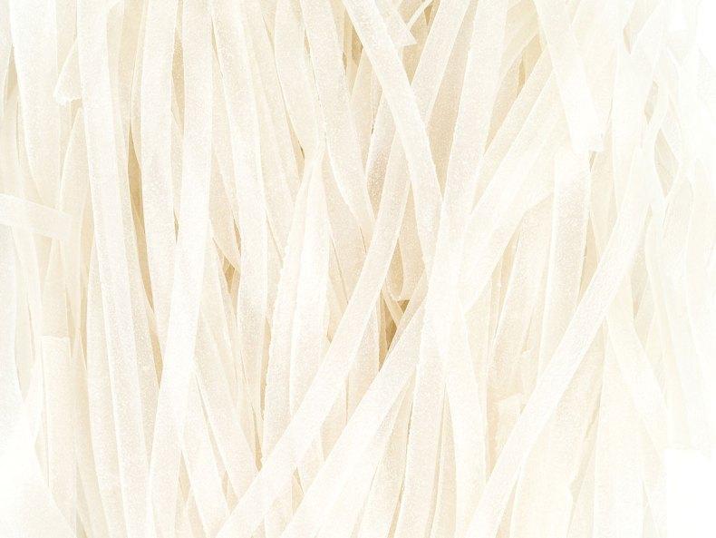 Fideos de arroz. La cocina de Tailandia