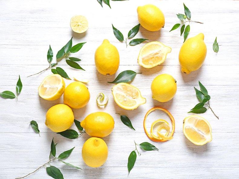 Limones en el mundo árabe