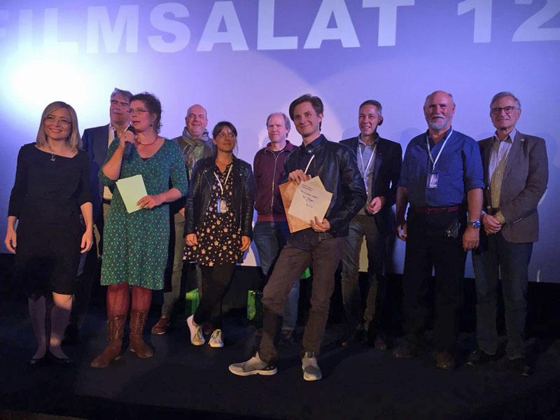 Die Jury hat entschieden: Die Gewinner des Filmsalats 12