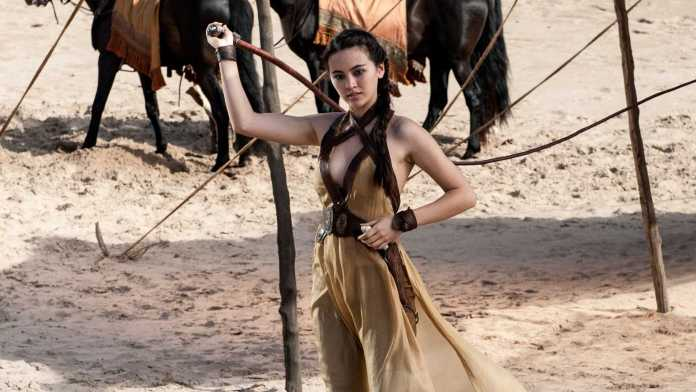 Game of Porn! There's 134 Breasts, 60 Bums, 82 Nude Scenes And 7 Penises In 108 Minutes In Game of Thrones 4