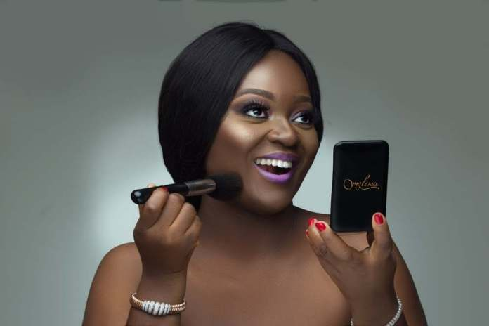 My Eyes And Charming Smile Get People Attracted To Me - Actress Jackie Appiah 2