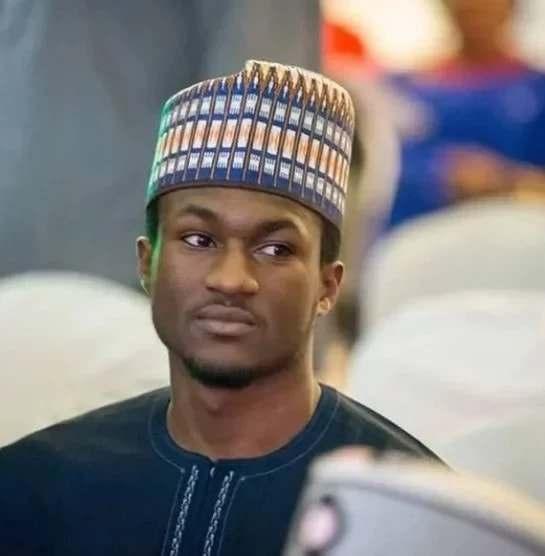 Accident: Bukola Saraki Visits Buhari's Son, Yusuf, In Hospital 3