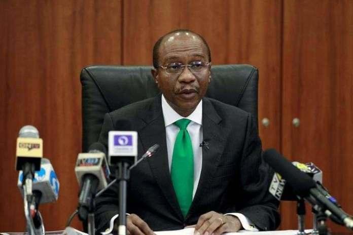 CBN's Governor Godwin Emefiele