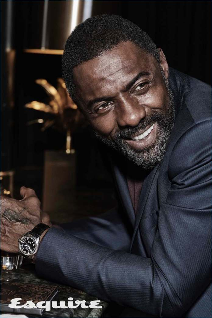 Hollywood Hunk Idris Elba Named Sexiest Man Alive 2