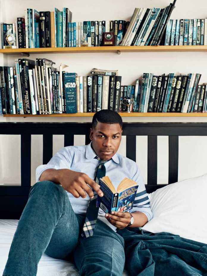 John Boyega: 5 Facts You Probably Didn't Know About The British-Nigerian Star 2