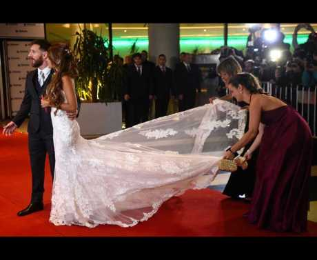 Lionel Messi Wedding KOKO NG 25