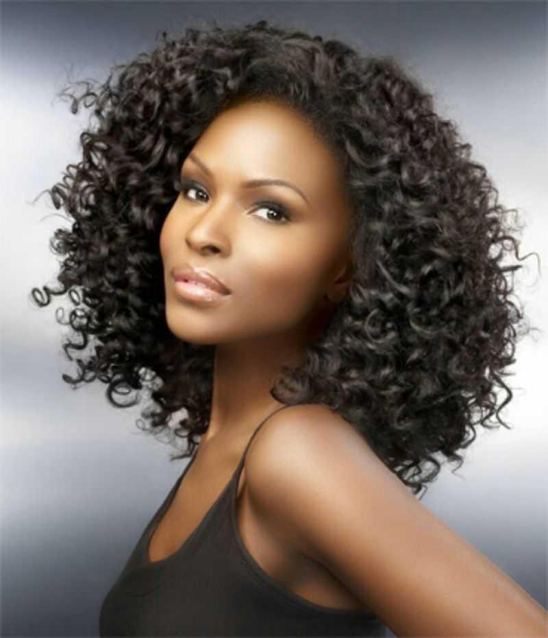 Short Curly Weave Hairstyles Koko Tv Koko Tv Nigeria Nigeria