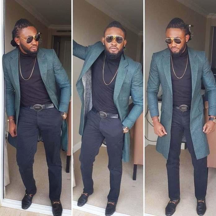 #ManCrushMonday: Meet Uti Nwachukwu The Hot And Sexy OAP With Great Fashion Sense 1