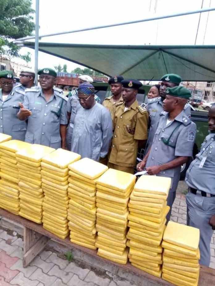 Nigeria Customs Services