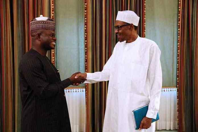 Yahaya Bello: If Buhari Asks Me To Jump Into Fire, I Will Not Hesitate To Do It 1