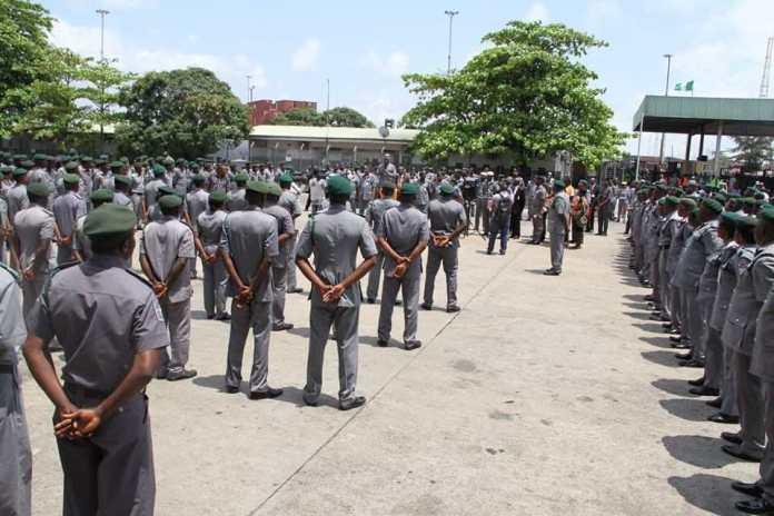 Over 520,000 Candidates Jostles For 3,200 Customs Vacancies 2