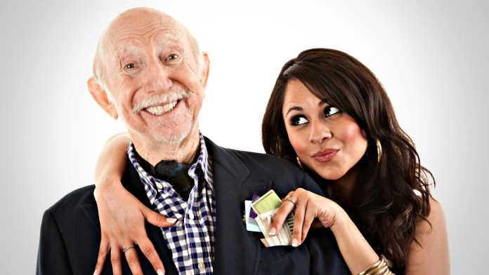 Three Interesting Reasons Why Young Ladies Date Old Men 1