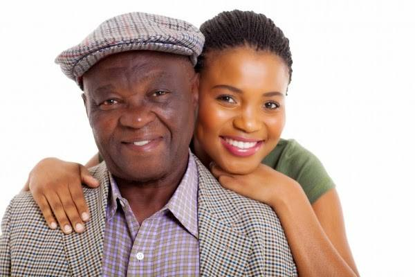Three Interesting Reasons Why Young Ladies Date Old Men 3