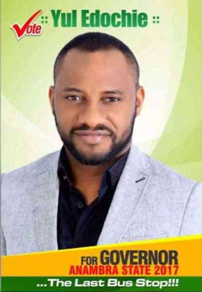 Just In: Yul Edochie Withdraws From Anambra Guber Race, Endorses Gov. Obiano of APGA 1