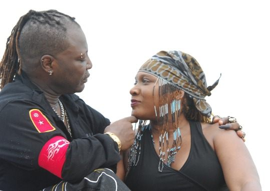 Charly Boy Renews Vow With Wife After 39-Years Of Marriage 1
