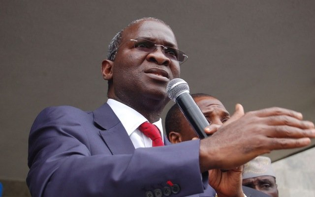 I Was Misquoted - Fashola Reacts To Backlashes On Bad Roads Comment