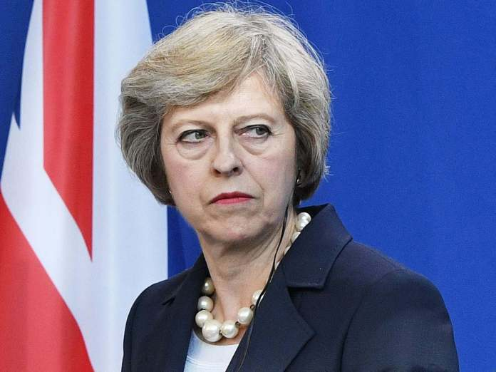 Breaking: Tearful Theresa May Announces Her Resignation As British PM 3