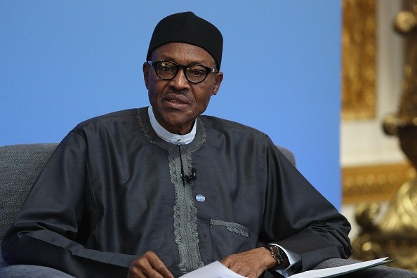 Buhari Sympathises With APC National Chairman Over Atiku's Exit From The Party 1