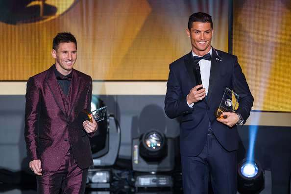 Cristiano Ronaldo Reveals The Key Difference Between Himself And Lionel Messi 2