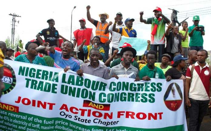 NLC Warns FG: Implement And Pay N30,000 Minimum Wage Within 14 Days Or Else ... 3