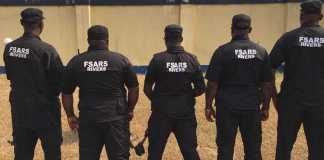 SARS Officials